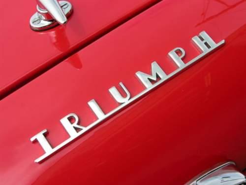 Triumph service repair manuals