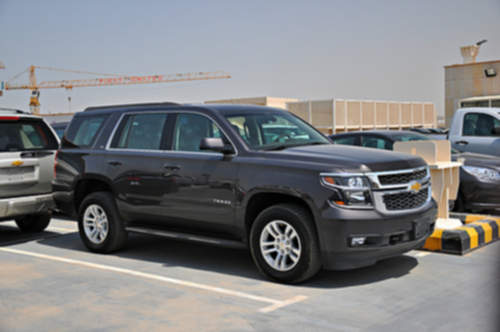 Chevrolet Tahoe service repair manuals