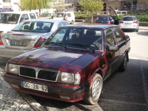 Lancia Prisma service repair manuals