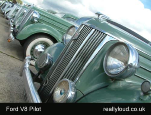 Ford Pilot service repair manuals