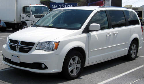 Dodge Grand Caravan service repair manuals