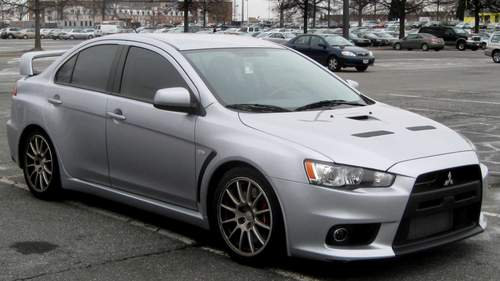 Mitsubishi Lancer Evolution service repair manuals