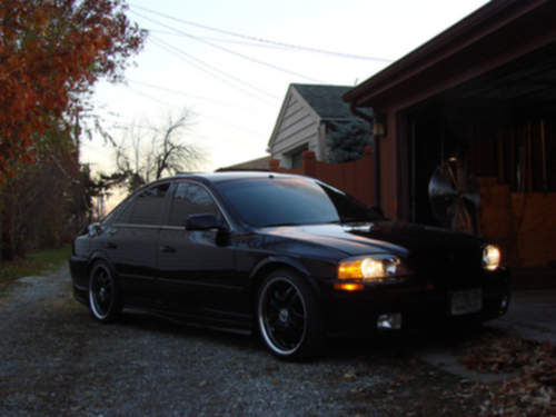 Lincoln LS service repair manuals