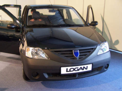 Dacia Logan service repair manuals