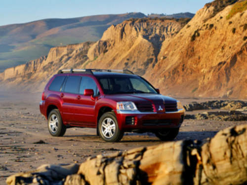 Mitsubishi Endeavor service repair manuals