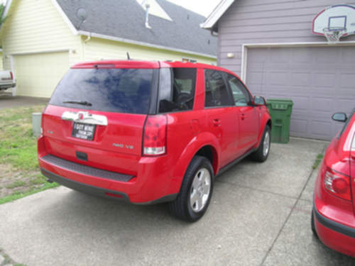 Saturn Vue service repair manuals