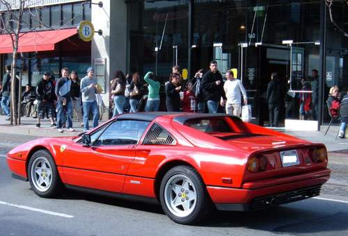 Ferrari 328 GTS service repair manuals