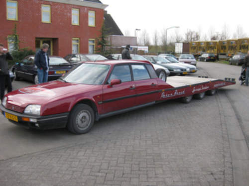 Citroen CX service repair manuals
