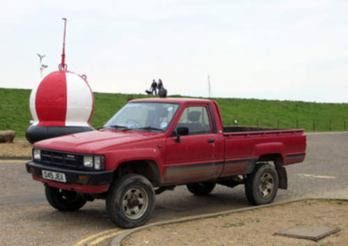 Toyota Hilux service repair manuals