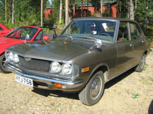 Mazda 616 service repair manuals