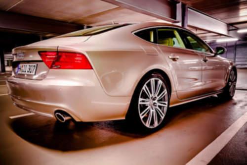 Audi A7 service repair manuals