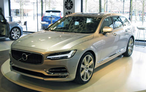 Volvo V90 service repair manuals