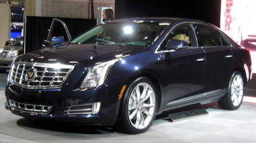Cadillac XTS  service repair manuals