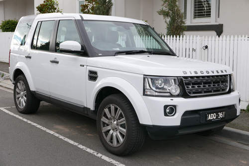 Land Rover Discovery service repair manuals