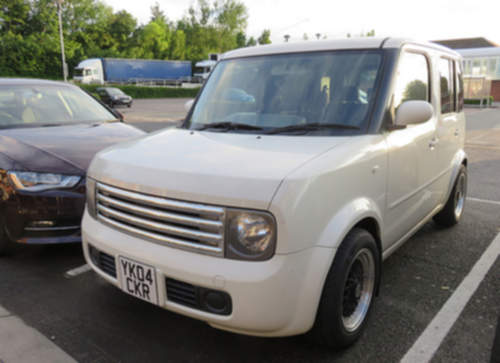 Nissan Cube service repair manuals