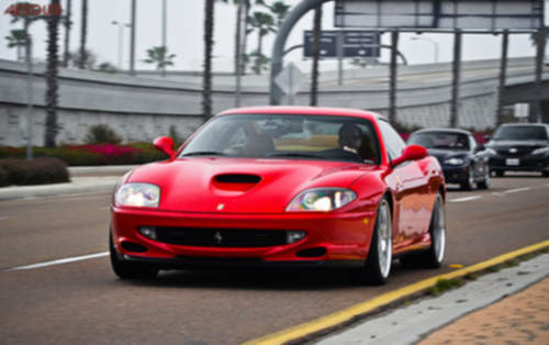 Ferrari Maranello service repair manuals