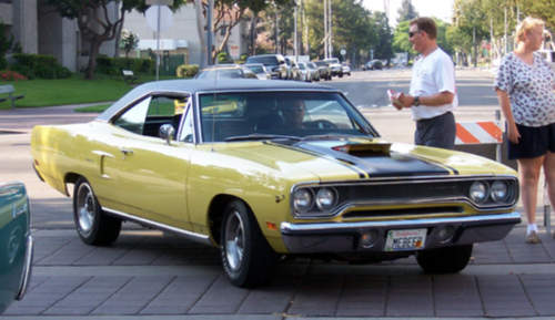 Plymouth Road Runner service repair manuals
