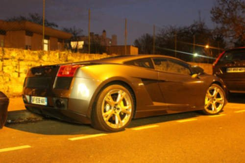 Lamborghini Gallardo service repair manuals
