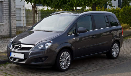 Opel Zafira service repair manuals
