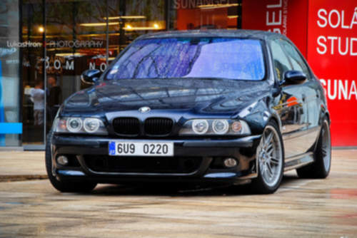 BMW M5 service repair manuals