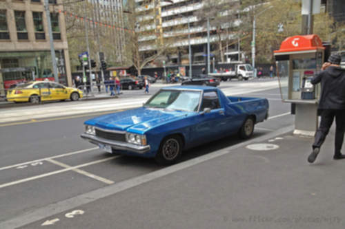 Holden UTE service repair manuals