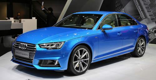 Audi A4 service repair manuals