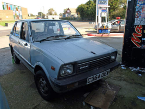 Suzuki Alto service repair manuals