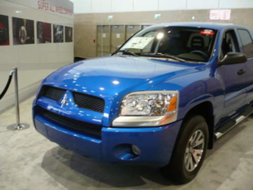 Mitsubishi Raider service repair manuals