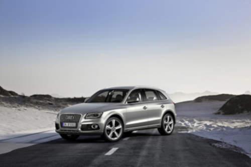 Audi Q5 service repair manuals