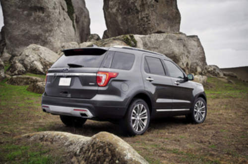 Ford Explorer service repair manuals