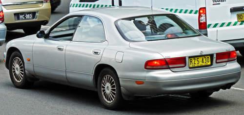 Mazda 929 service repair manuals
