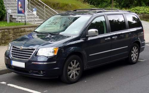 Chrysler Grand Voyager service repair manuals