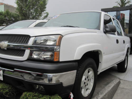 Chevrolet Avalanche service repair manuals