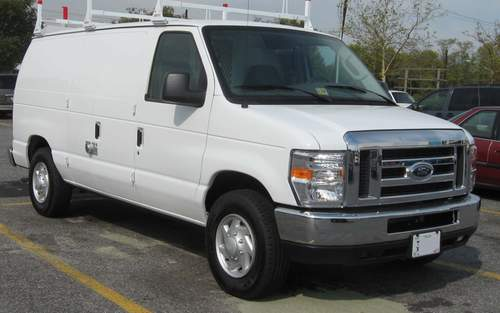 Ford E-250 service repair manuals