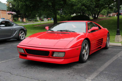 Ferrari 348 service repair manuals