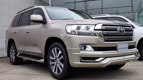 Toyota Land Cruiser service repair manuals