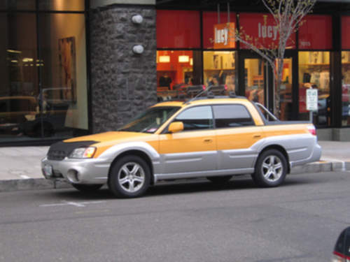 Subaru Baja service repair manuals