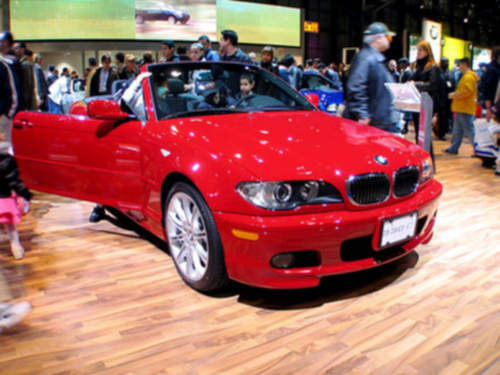BMW Convertible service repair manuals