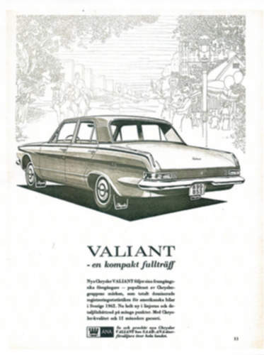 Chrysler Valiant service repair manuals