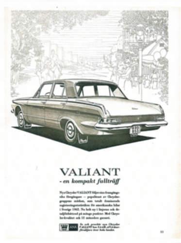 Chrysler Valiant service repair manuals