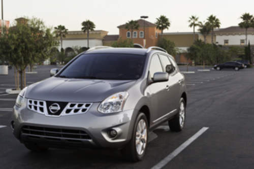 Nissan Rogue service repair manuals