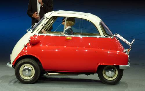BMW Isetta service repair manuals