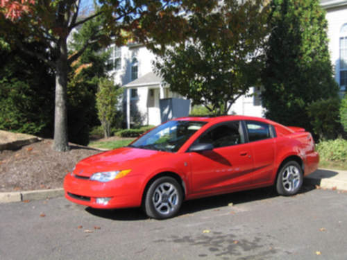 Saturn ION service repair manuals