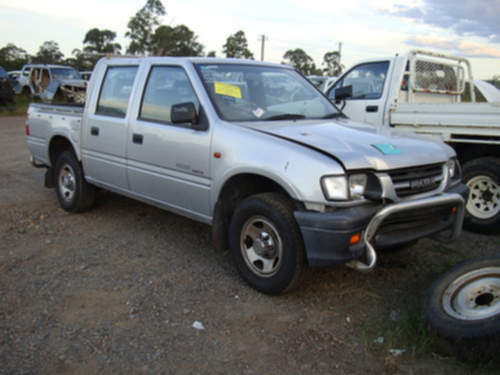 Holden Rodeo service repair manuals