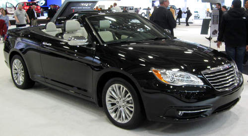 Chrysler 200 CONVERTIBLE service repair manuals