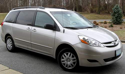 Toyota Sienna service repair manuals