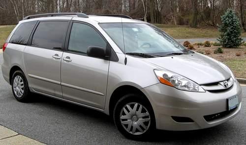 Toyota Sienna service repair manuals