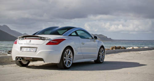 Peugeot RCZ service repair manuals