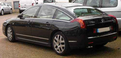 Citroen C6 service repair manuals