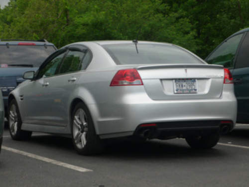 Pontiac G8 service repair manuals